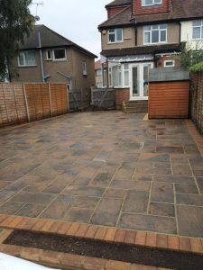Northwood new paving patio ideas