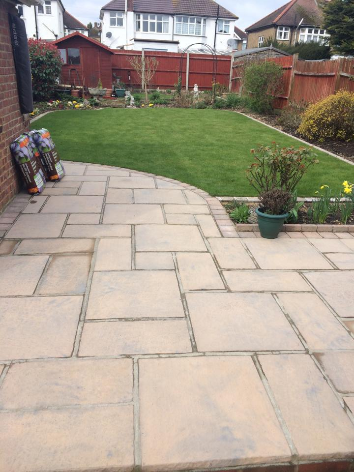 Paving Services Elstree