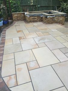 Patio and paving company reviews Northwood