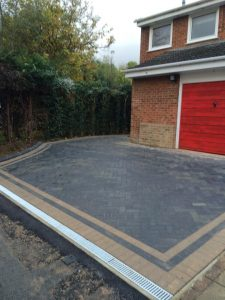 Block paving driveway near me Bourn End