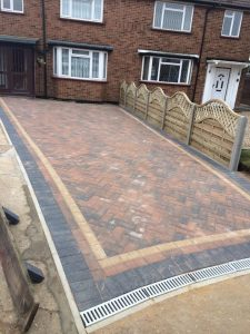 Northwood new block paving driveway Ideas